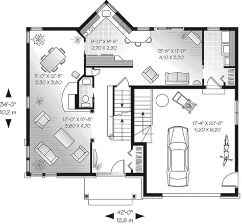 swedish house plans sweden valley traditional home plan 032d 0464 house