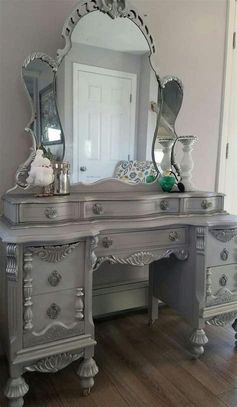 diy chalk paint vanity 17 best ideas about refurbished vanity on
