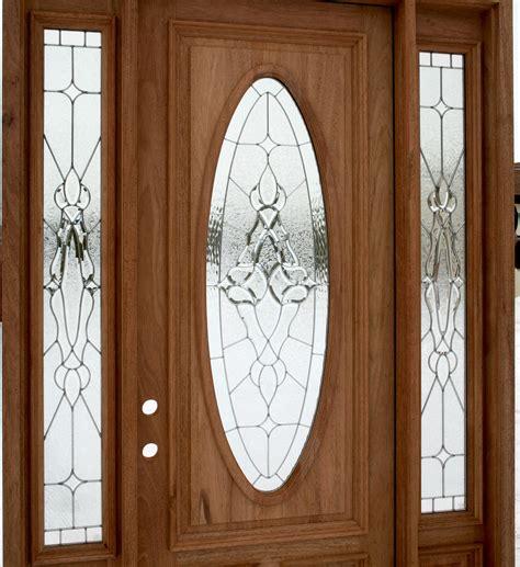 wood exterior front doors front door with glass exterior door with sidelights