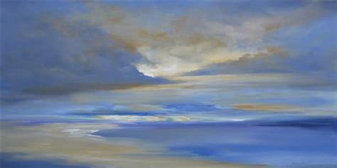 acrylic painting sky original by finch ugallery