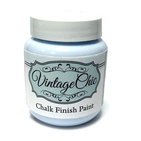 chalk paint price uk chalk finish paint regency blue 100ml debbi designs