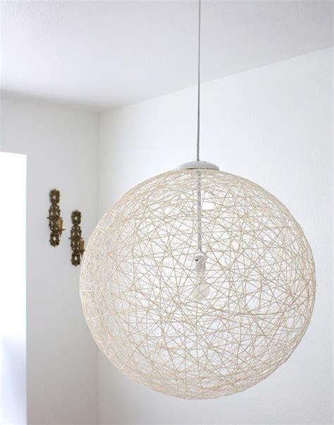string lights diy 50 awesome diy pendant lights
