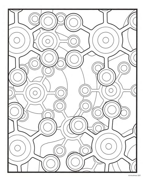designs for adults many geometric pattern coloring pages for adults