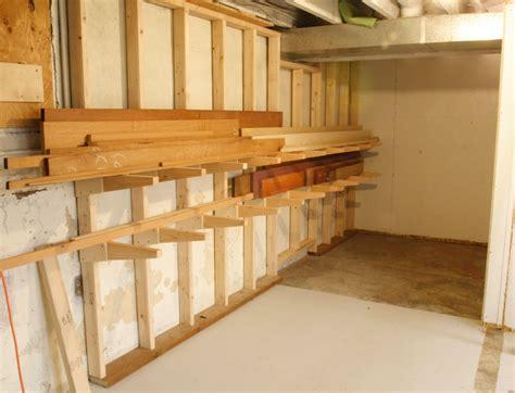 woodworking shop storage woodshop 187 wood storage
