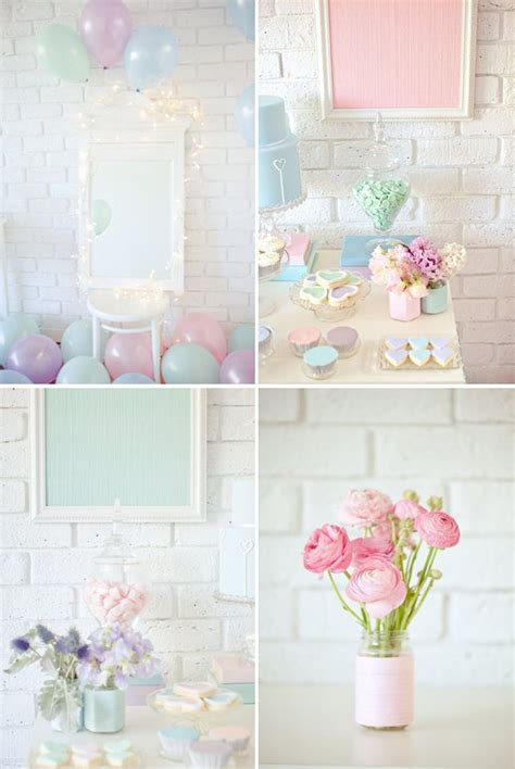 colour in decorations 25 best ideas about pastel decorations on