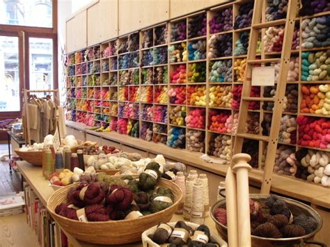 knitting store a yarn lover s tour of nyc with pickle detour