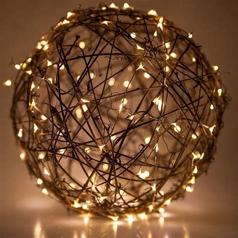 grapevine string lights the magic of lights for decorating
