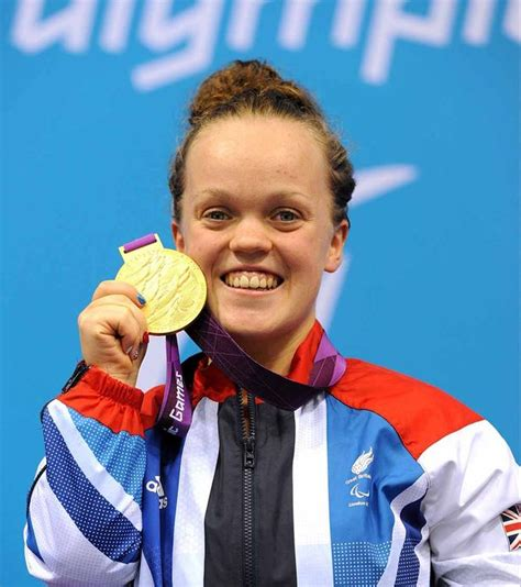 Superstitions paralympic games ellie simmonds grabs second gold in