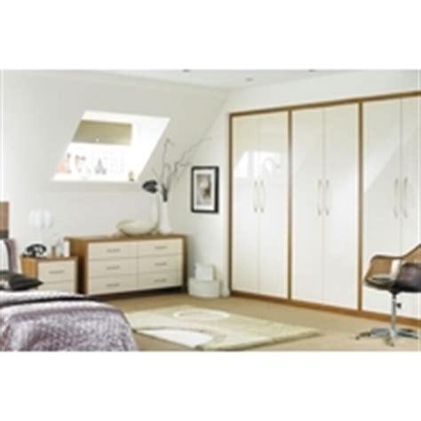 cooke lewis designer vanilla gloss 3 bedroom