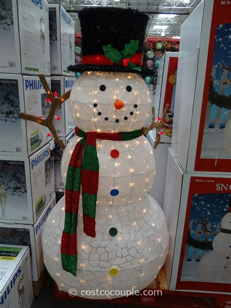 outdoor light up snowman outdoor lighted snowman decorations reloc homes