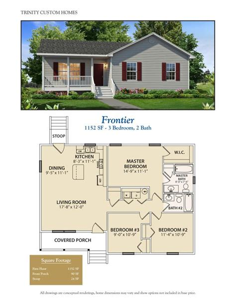 floor plans small homes 25 impressive small house plans for affordable home