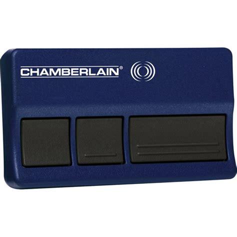 chamberlain garage door opener chamberlain 953d garage door opener walmart