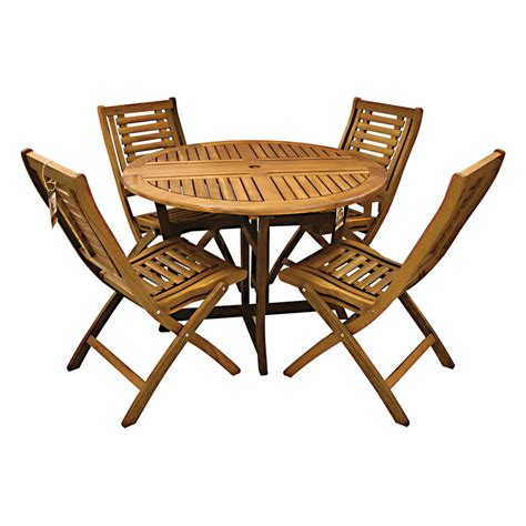 folding patio furniture set wooden folding patio set for your outdoor setting my