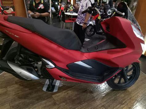 Pcx 2018 Lokal Hitam by Pcx 2018 Hitam Honda Pcx 2018 Hitam Honda Overview