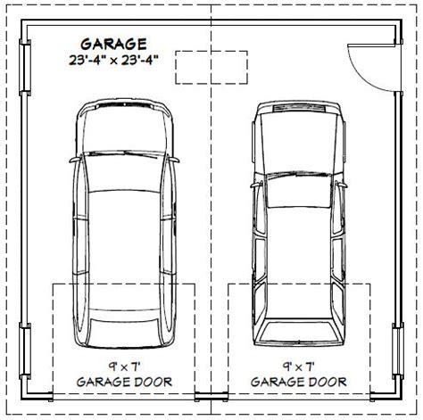typical garage size garage affordable 2 car garage dimensions design 2 5 car
