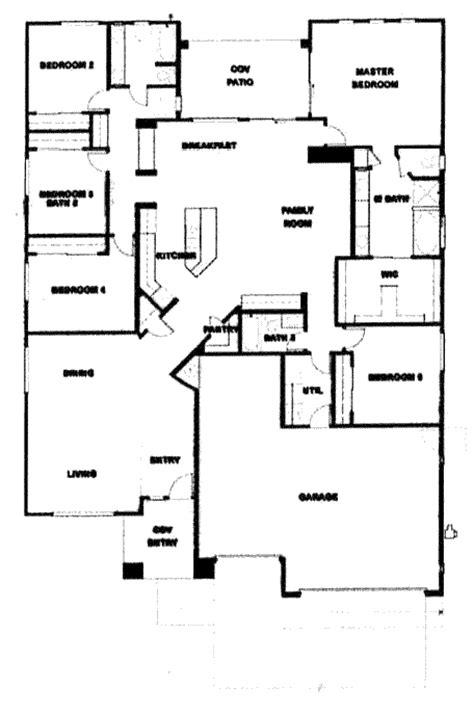 5 bedroom house floor plans 3 bedroom ranch 5 bedroom ranch floor plans 5 bedroom floorplans treesranch