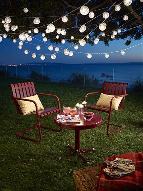 easy outdoor lights ideas 3 easy outdoor lighting ideas huffpost