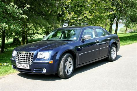 2005 Chrysler 300 C by Chrysler 300c Saloon Review 2005 2010 Parkers