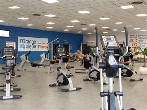 l orange bleue ma salle de sport