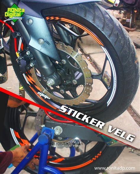 Tempat Modifikasi Motor by Tempat Modifikasi Warna Motor Gaul Di Tangerang Selatan