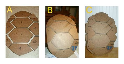 how to make a turtle out of how to make a mutant turtle shell