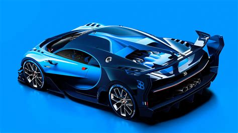 2016 Bugatti Vision by 2016 Bugatti Vision Gran Turismo Picture 645900 Car