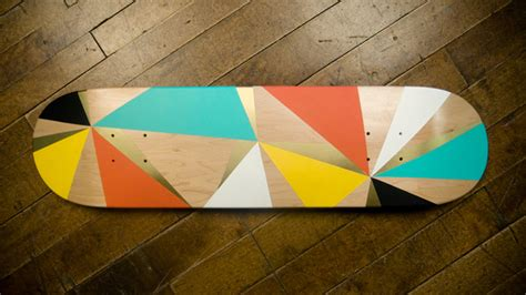 spray painting skateboard deck skate decks on behance