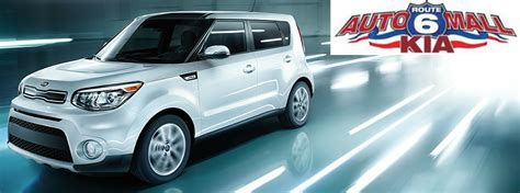 Kia Auto Mall by Route 6 Auto Mall Kia Sells New And Used Vehicles
