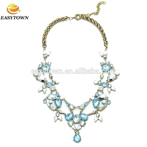 jewelry wholesale wholesale fashion jewelry pendant statement necklace for
