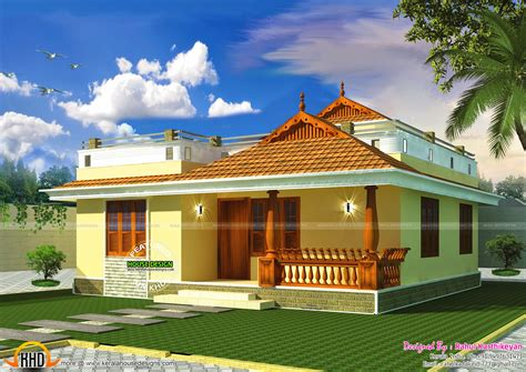 log house designs kerala home small kerala style home my sweet home