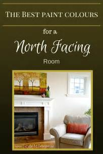 behr paint colors for facing rooms the best paint colours for a facing or northern
