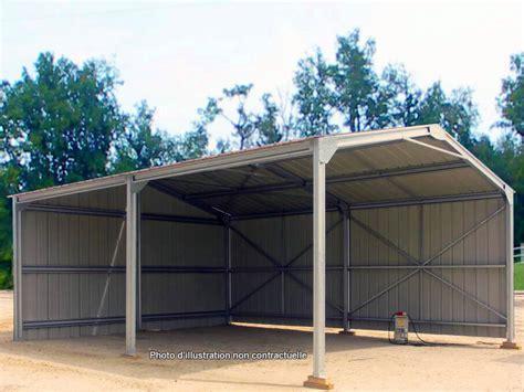 steel garden shed 6 x 10 x 3 17m direct batiment