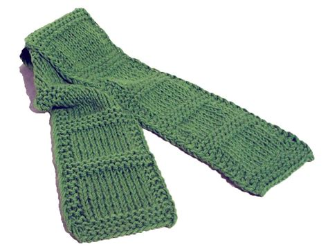 simple mens scarf knitting pattern knitting for patterns for who to knit