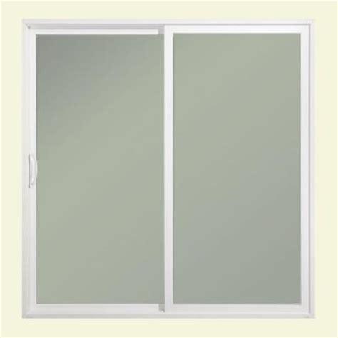 home depot sliding glass patio doors jeld wen 72 in x 80 in premium atlantic left