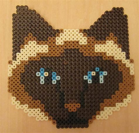 cat perler 17 best images about present ideas on