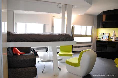interior design bedroom small space loft design