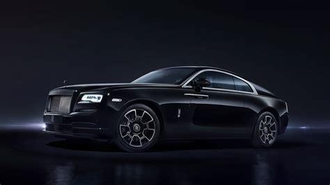 Rolls Royce Black by Rolls Royce Wraith Black Badge Geneva 2016 Wallpapers Hd