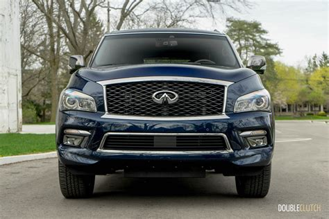 2017 Qx80 Review by 2017 Infiniti Qx80 Limited Review Doubleclutch Ca