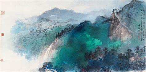znag painting zhang daqian alchetron the free social encyclopedia