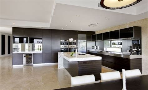 open plan kitchen design modern open plan kitchens interior design ideas