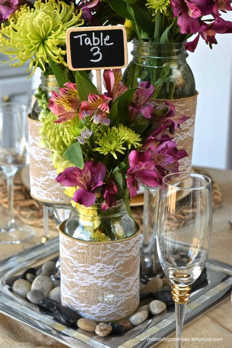 diy wedding centerpieces with jars diy jar wedding centerpieces a claireification
