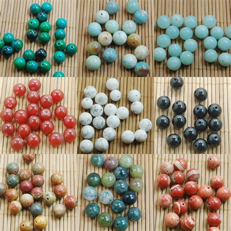 wholesale stones for jewelry wholesale gemstone spacer 4mm 6mm