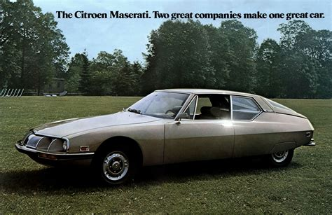 Citroen Us by Citro 235 N Usa 1971 Sm Brochure