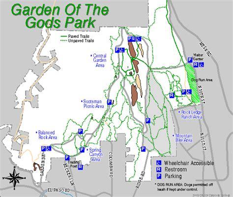 Garden Of The Gods Jaycee Plaza Regional Parks Colorado Springs