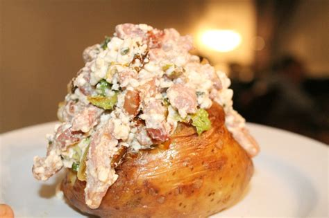 is cottage cheese healthy healthy easy recipe cottage cheese jacket potato with a