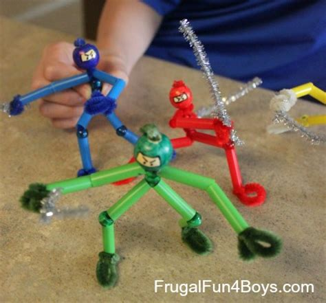 craft projects for boys 20 unplugged activities for tween age boys frugal