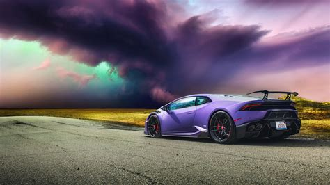 Hd Car Wallpapers 4k 1920x1080 by Lamborghini Huracan Lamborghini Purple Car Sport Car