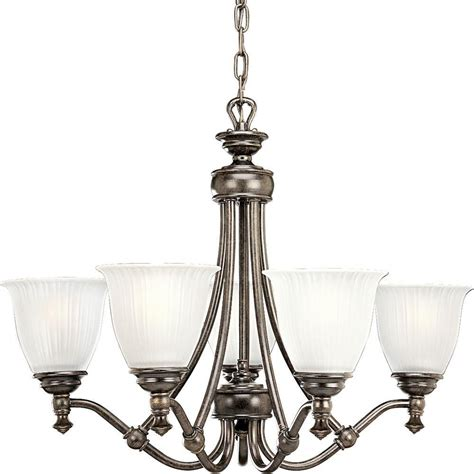 chandeliers home depot canada progress lighting renovations collection forged bronze 5