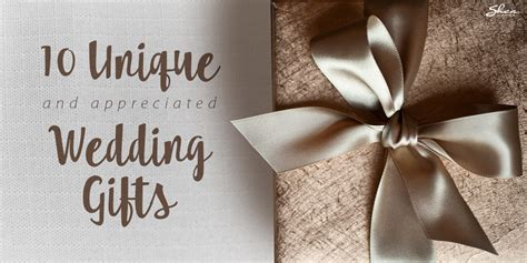 unique gift ideas unique wedding gift ideas