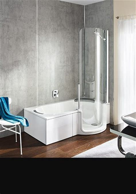 walk in baths with shower stylish disabled baths and walk in baths by livinghouse